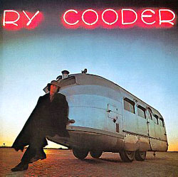 Ry Cooder's first record