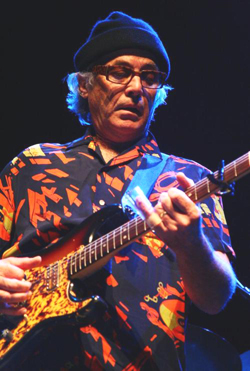 Ry Cooder now