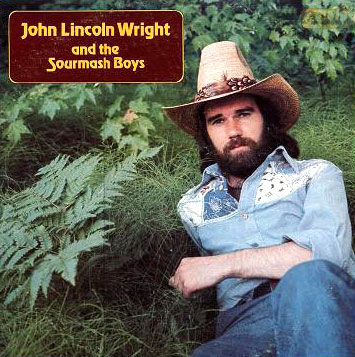 John Lincoln Wright - cover