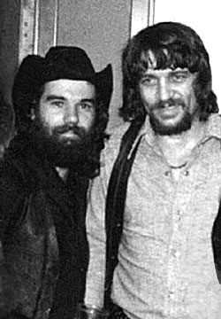 John Lincoln Wright - Waylon Jennings